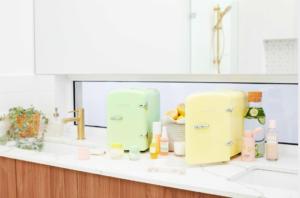 Mini refrigeradores para mquillaje