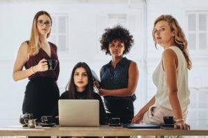 Cualidades Que Definen el Liderazgo Femenino