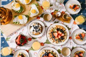 Rutina Matutina Desayuno Saludable